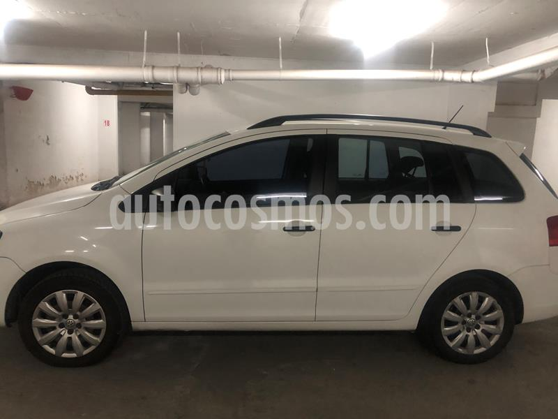 Volkswagen Suran 1.6 Comfortline usado (2013) color Blanco precio $595.000