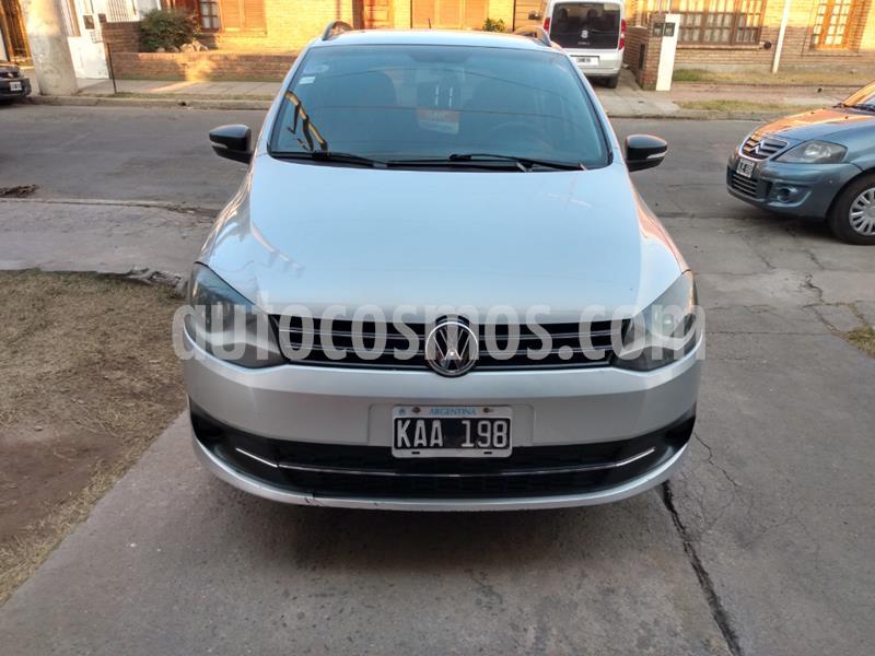 Volkswagen Suran 1.6 Track usado (2011) color Gris Claro precio $490.000