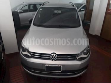 Volkswagen Suran 1.6 Track usado (2013) color Gris Claro precio $400.000