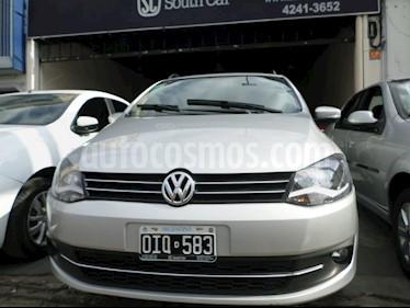 Volkswagen Suran 1.6 Highline Plus usado (2014) color Gris Claro precio $535.000