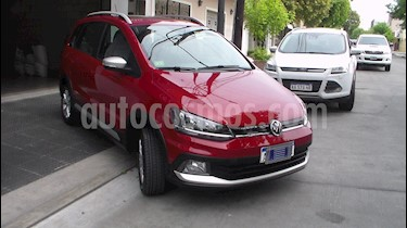 Volkswagen Suran Cross 1.6 Highline usado (2019) color Rojo precio $999.900