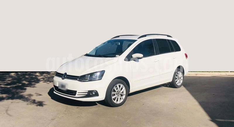 Volkswagen Suran 1.6 Track usado (2015) color Blanco precio $910.000
