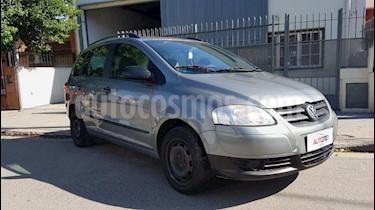 Foto Volkswagen Suran 1.6 Comfortline usado (2007) color Gris Oscuro precio $220.000