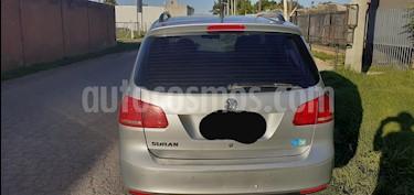 Volkswagen Suran 1.6 Trendline usado (2011) color Gris Plata  precio $290.000