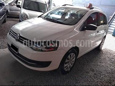 Volkswagen Suran 1.6 Comfortline usado (2013) color Blanco precio $360.000