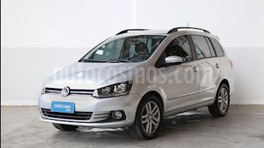 Volkswagen Suran 1.6 Highline I-Motion usado (2016) color Gris precio $620.000