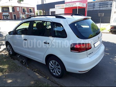 Volkswagen Suran 1.6 Comfortline usado (2019) color Blanco precio $850.000