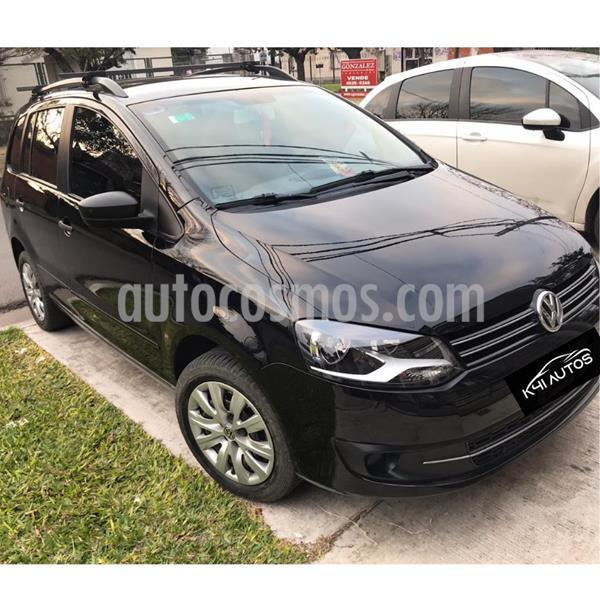Volkswagen Suran 1.6 Comfortline usado (2012) color Negro precio $550.000