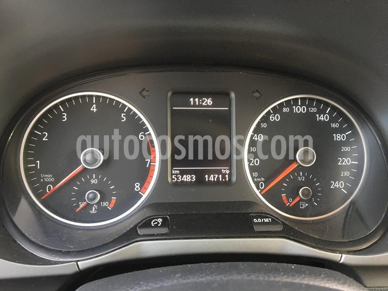 Volkswagen Suran 1.6 Comfortline usado (2015) color Gris Plata  precio $650.000