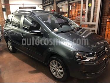 Volkswagen Suran 1.6 Highline Plus usado (2014) color Verde Oscuro precio $550.000