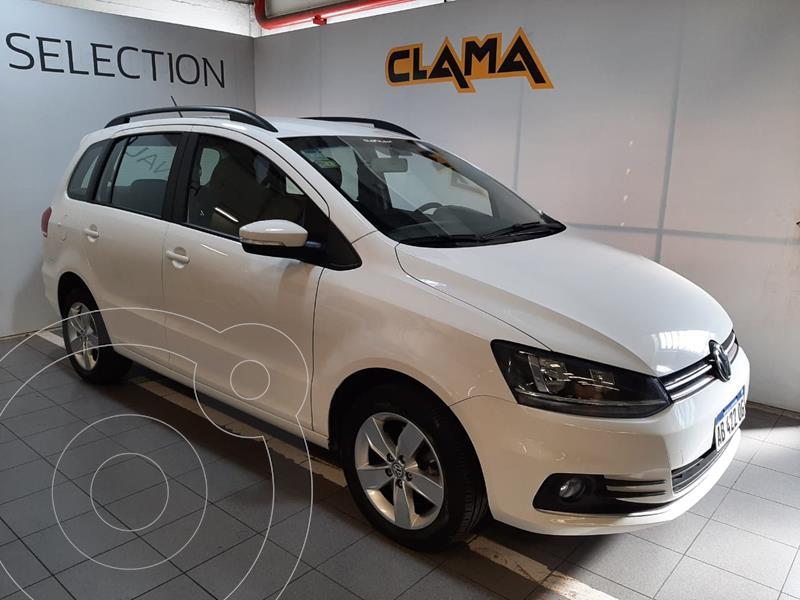 Foto Volkswagen Suran 1.6 Trendline usado (2017) color Blanco precio $1.360.000