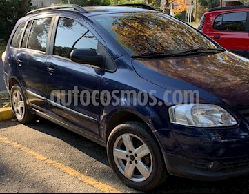 Volkswagen Suran 1.6 Highline usado (2008) color Azul Indigo precio $269.900