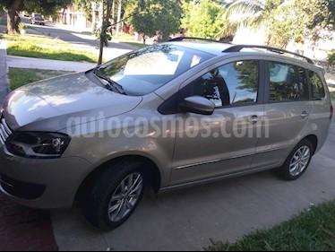Volkswagen Suran 1.6 Highline Plus usado (2014) color Beige Arena precio $455.000