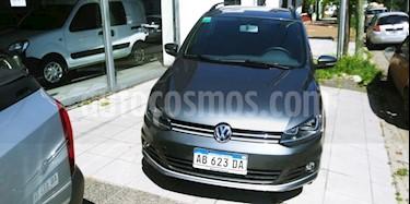 Volkswagen Suran 1.6 Track usado (2017) color Gris Oscuro precio $420.000