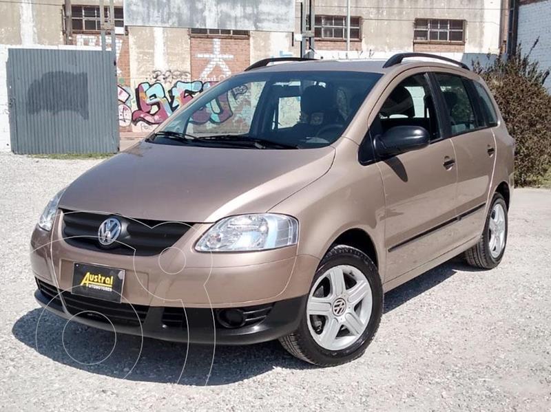 Foto Volkswagen Suran 1.6 Trendline usado (2007) color Beige precio $590.000