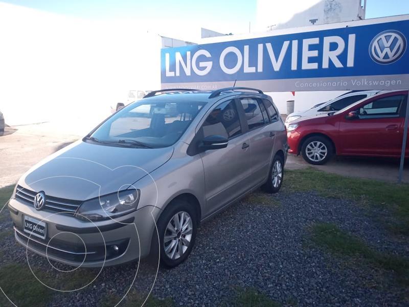 Foto Volkswagen Suran 1.6 Trendline usado (2012) color Beige Arena precio $835.000