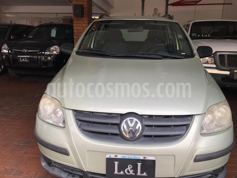 Volkswagen Suran 1.9 Highline SDI usado (2008) precio $420.000