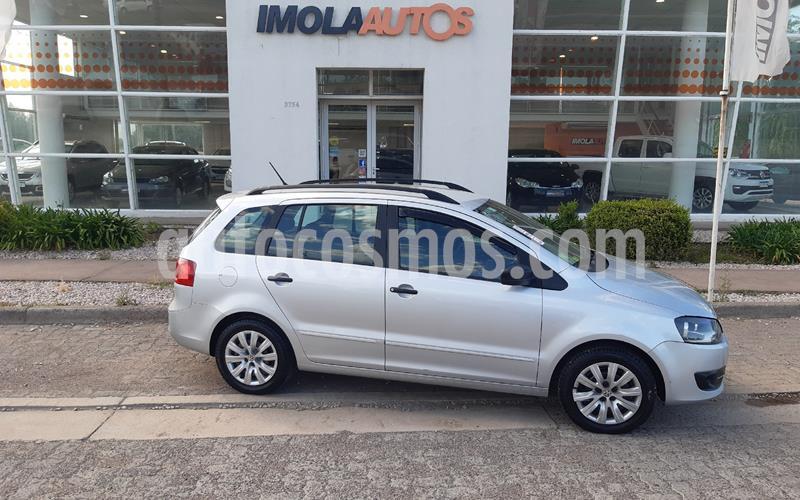 Volkswagen Suran 1.6 Comfortline usado (2012) color Plata Reflex precio $650.000