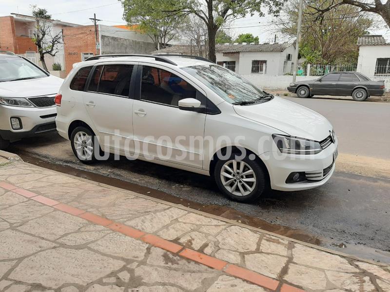 Volkswagen Suran 1.6 Trendline usado (2015) color Blanco Cristal precio $650.000