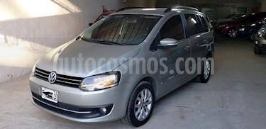 Volkswagen Suran 1.6 Highline Plus usado (2014) color Beige precio $479.000