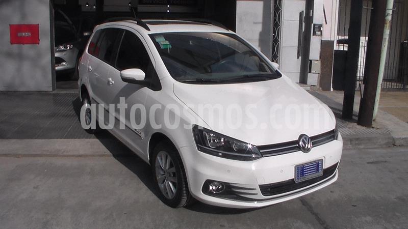 Volkswagen Suran 1.6 Highline usado (2015) color Blanco precio $724.900