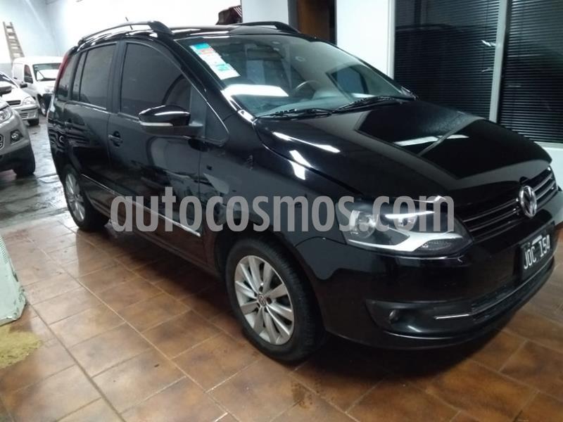 Volkswagen Suran 1.6 Highline usado (2011) color Negro Universal precio $540.000