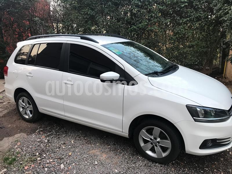 Volkswagen Suran 1.6 Trendline usado (2016) color Blanco precio $620.000
