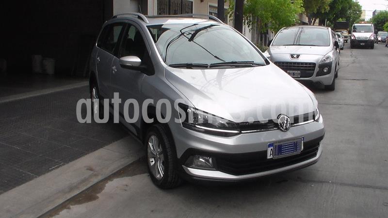 Volkswagen Suran Cross 1.6 Highline usado (2019) color Plata precio $1.149.900