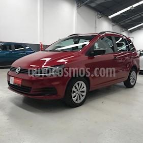 foto Volkswagen Suran 1.6 Comfortline usado (2016) color Rojo precio $539.900