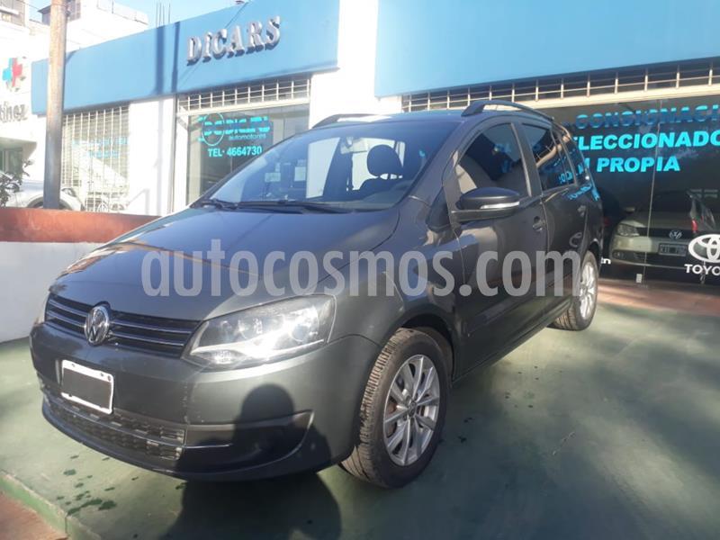 Volkswagen Suran 1.6 Track usado (2013) color Gris Oscuro precio $550.000