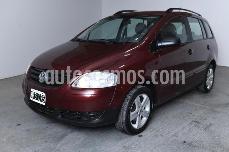 Volkswagen Suran 1.6 Track usado (2008) precio $375.000