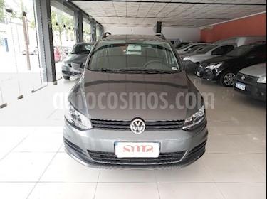 foto Volkswagen Suran 1.6 Comfortline usado (2019) color Gris Oscuro precio $680.000