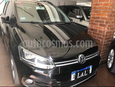 Volkswagen Suran 1.6 Comfortline usado (2017) color Negro precio $580.000