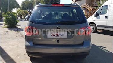 Volkswagen Suran 1.6 Comfortline usado (2007) color Gris Oscuro precio $220.000