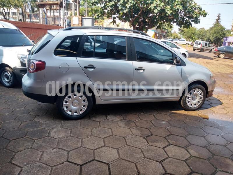 Volkswagen Suran 1.6 Confortline usado (2010) color Gris Plata  precio $530.000