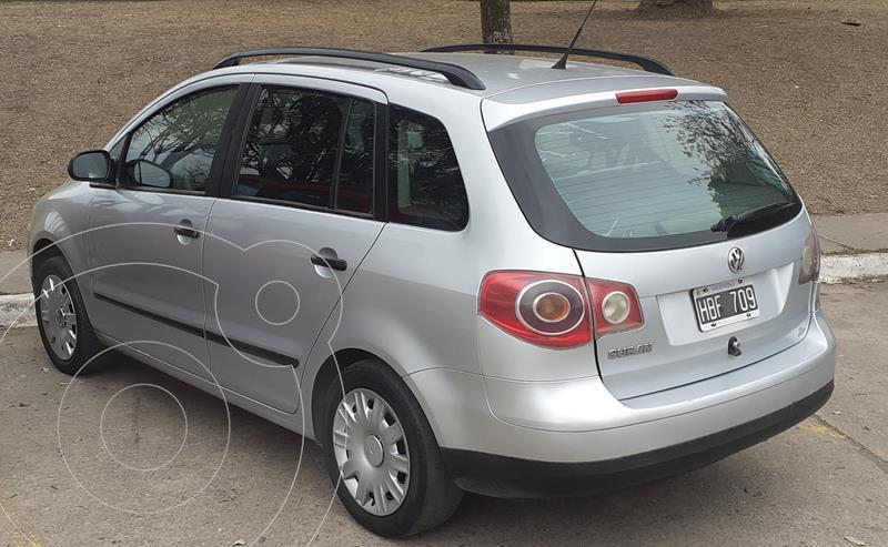 Volkswagen Suran 1.6 Comfortline usado (2008) color Gris Plata  precio $500.000
