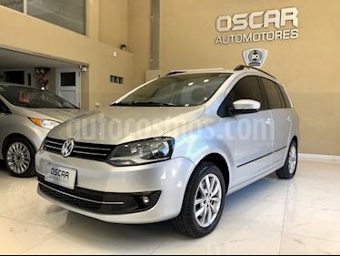 Volkswagen Suran 1.6 Highline I-Motion usado (2013) color Plata Reflex precio $539.000