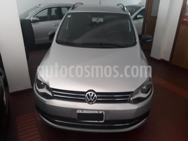 Volkswagen Suran 1.6 Track usado (2013) color Gris Claro precio $550.000