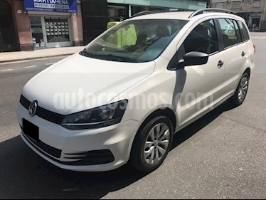 Volkswagen Suran 1.6 Comfortline usado (2016) color Blanco Cristal precio $520.000