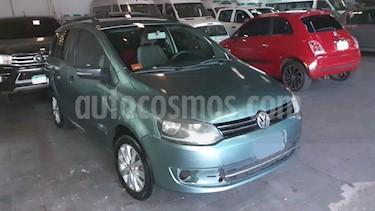 Volkswagen Suran 1.6 Trendline usado (2012) color Verde precio $360.000