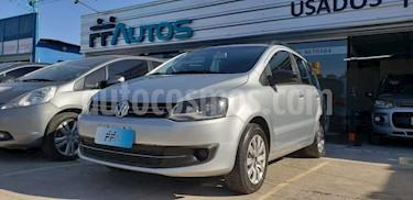 Volkswagen Suran 1.6 Track usado (2013) color Gris Claro precio $479.000