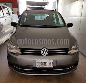 Volkswagen Suran 1.6 Comfortline usado (2011) color Gris Oscuro precio $340.000