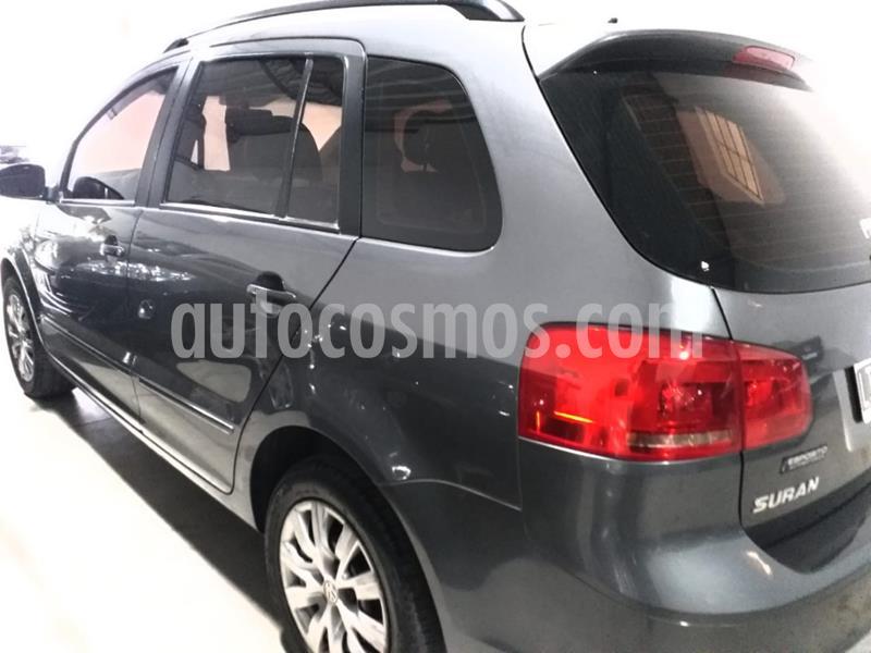 Volkswagen Suran 1.6 Comfortline usado (2012) color Gris Oscuro precio $580.000