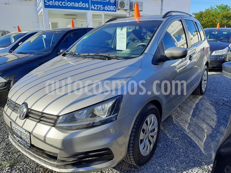 foto Volkswagen Suran 1.6 Comfortline usado (2015) color Beige Arena precio $790.000