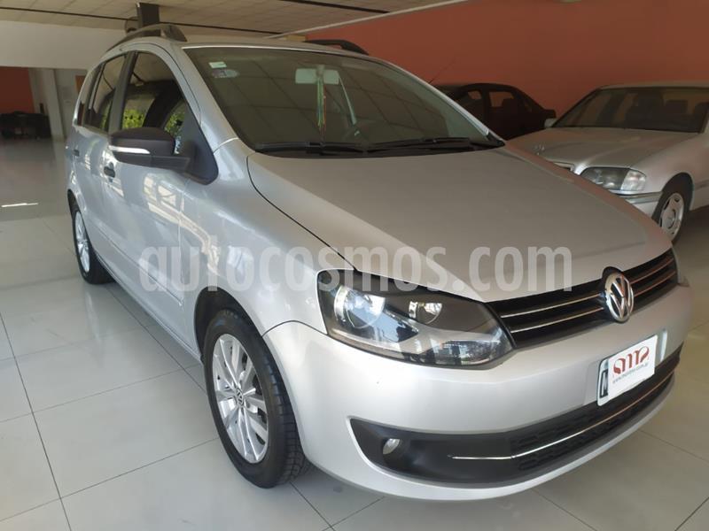 Volkswagen Suran 1.6 Track usado (2013) color Gris Claro precio $650.000