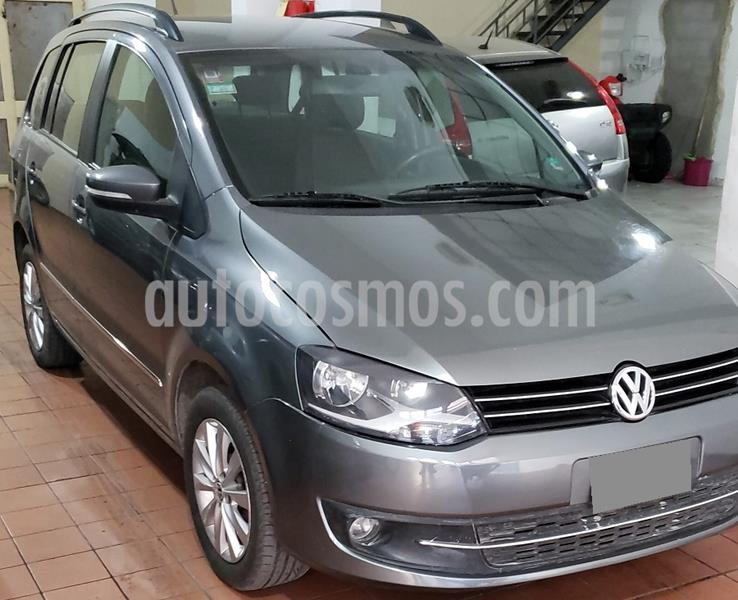 Volkswagen Suran 1.6 Highline I-Motion Plus usado (2011) color Gris precio $615.000