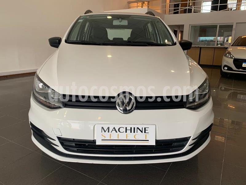 Volkswagen Suran 1.6 Comfortline usado (2015) color Blanco precio $890.000