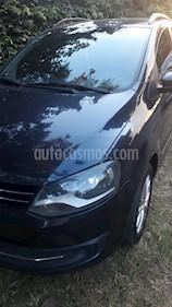 Volkswagen Suran 1.6 Trendline usado (2012) color Azul precio $350.000
