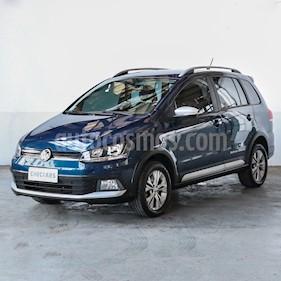 Volkswagen Suran 1.6 Highline usado (2018) color Azul precio $945.000