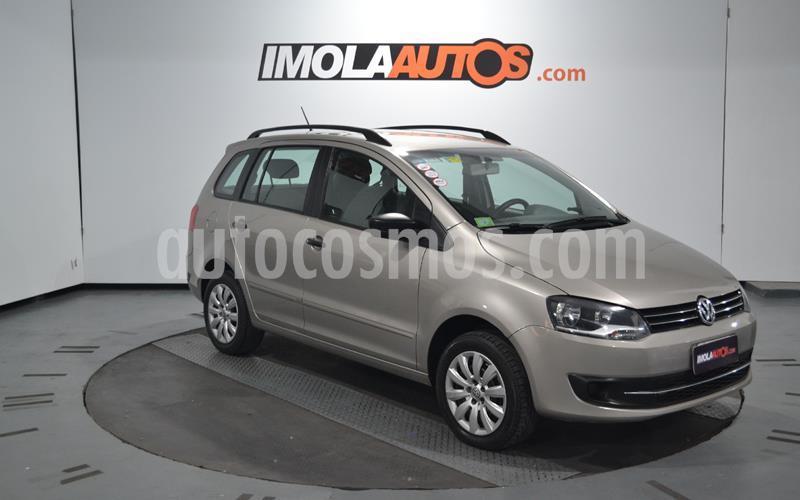 Volkswagen Suran 1.6 Comfortline usado (2014) color Beige Arena precio $800.000